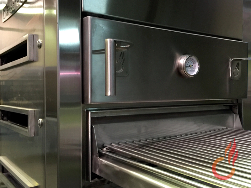 Embers oven, ember ovens with drawers